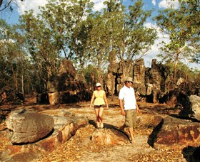 The Lost City - Litchfield National Park - Attractions Sydney