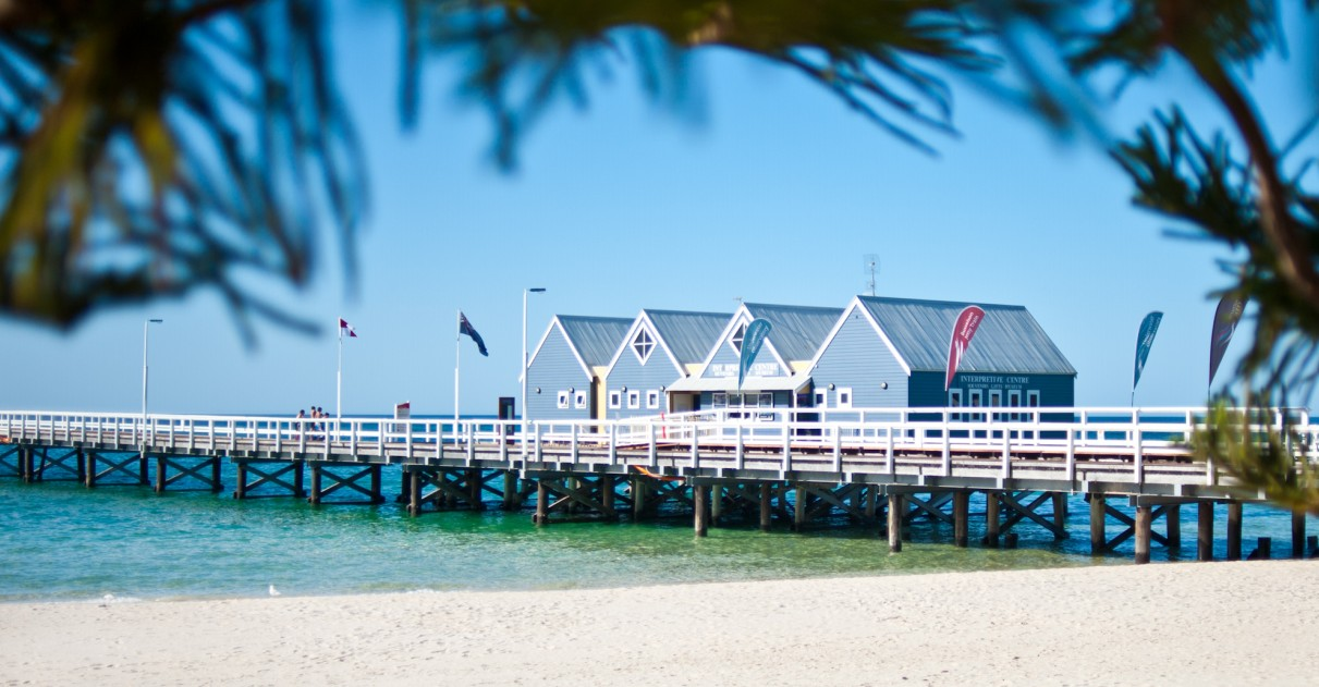 Busselton Jetty  Underwater Observatory Tour - Attractions Sydney