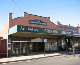 Grenfell Art Gallery - Attractions Sydney