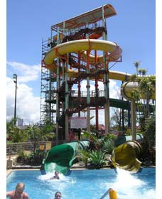 Ballina Olympic Pool and Waterslide - Attractions Sydney