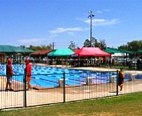 Charleville Swimming Pool - Attractions Sydney