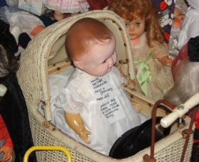 Little Darlings Doll Museum and Coffee Shop - Attractions Sydney