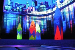 Family Fun Centres Black Light Mini Golf - Attractions Sydney