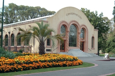 Conservatory - Attractions Sydney