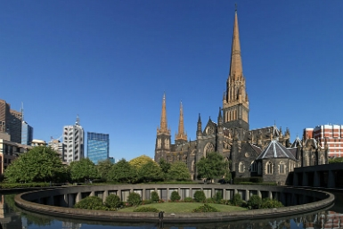 St Patrick's Cathedral - Attractions Sydney