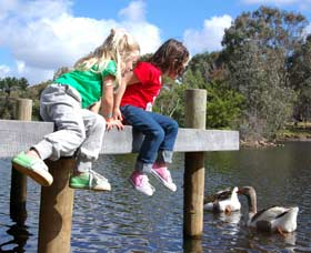 Vasse River and Rotary Park - Attractions Sydney
