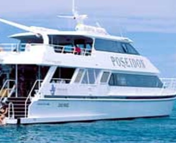 Poseidon Outer Reef Cruises - Attractions Sydney